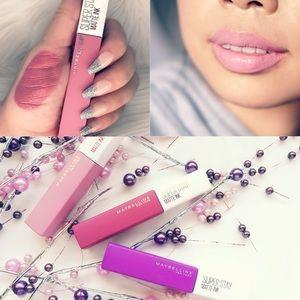 Maybelline Makeup - 🔥MAYBELLINES *DREAMER* Stay Matte Ink Lipstick🔥